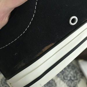 Converse Shoes - Black converse!!